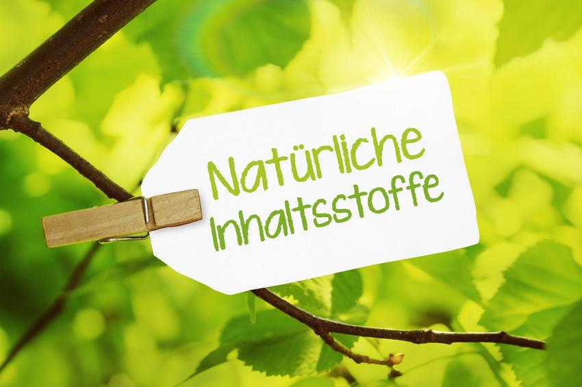 Natürliche Inhaltsstoffe Chia Samen