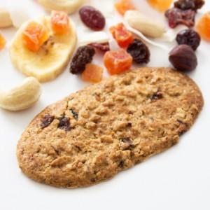 Chia Müsliriegel zum Frühstück oder für Zwischendurch